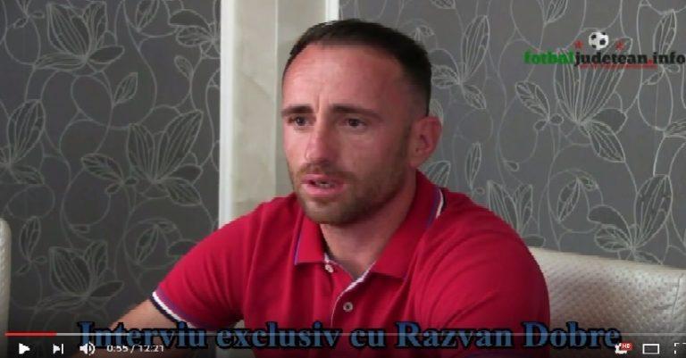 """VIDEO. Interviu exclusiv cu Răzvan Dobre. """"Meciurile cu Atletico Madrid au fost cele mai frumoase din cariera mea"""""""