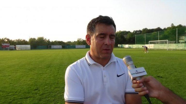 VIDEO. Vezi ce a declarat Cristi Balasa la finalul meciului cu Atletic Bradu