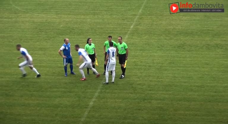 VIDEO. Inregistrarea integrală a meciului dintre CSM Slatina şi Gloria Corneşti