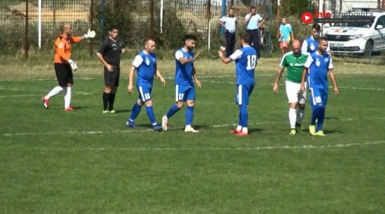 VIDEO. Rezumatul meciului Gloria Cornesti-FC Brezoaele