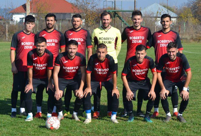 Roberto Ziduri intâlnește astăzi pe Unirea Tricolor Dăbuleni. Succes, Roberto!