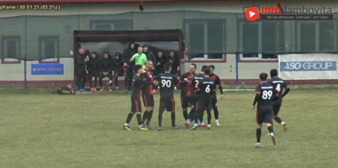 VIDEO. Rezumatul meciului Unirea Ungureni-Roberto Ziduri. Gol marcat de la 35 de metri de Florin Lețu