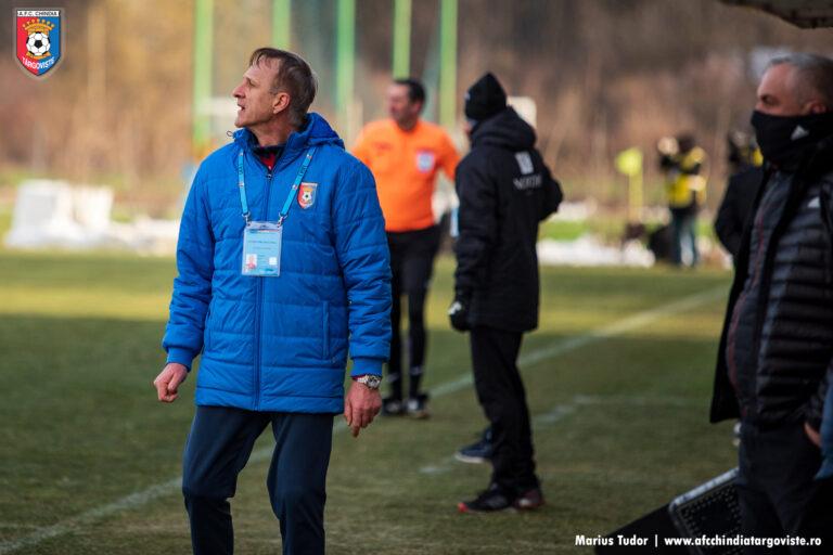 """Chindia intâlnește astazi pe FCSB. Emil Sândoi: """"Incercăm să obținem un rezultat pozitiv"""""""