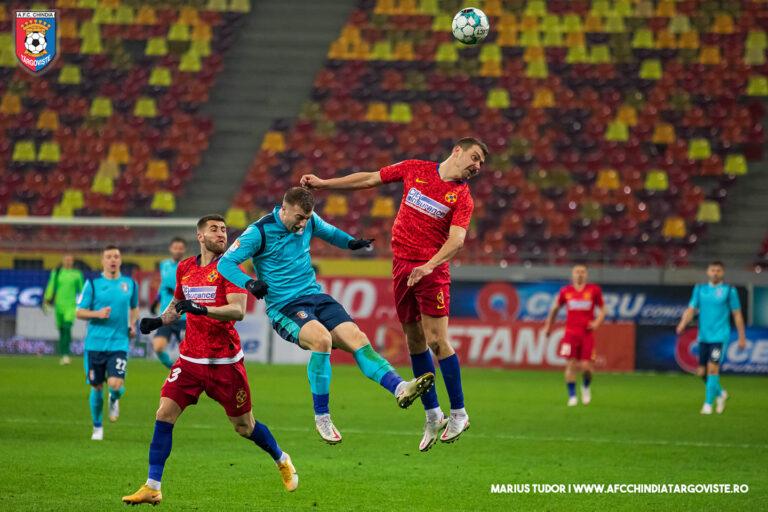 Chindia, egal important la Viitorul Constanța. Târgoviștenii păstrează șanse de a intra in play-off