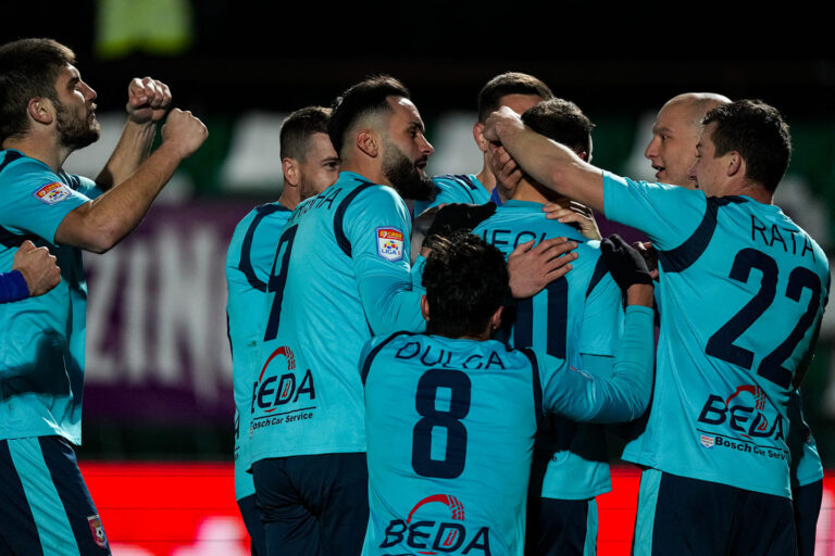 Chindia, victorie mare la Sepsi. Târgoviștenii se apropie la un punct de play-off