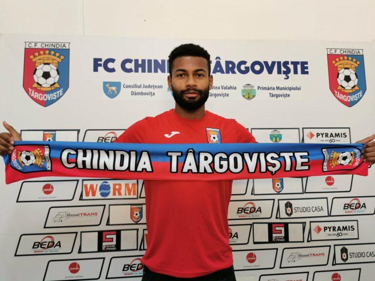 Chindia a transferat un jucător cu prezențe în naționala statului Haiti!