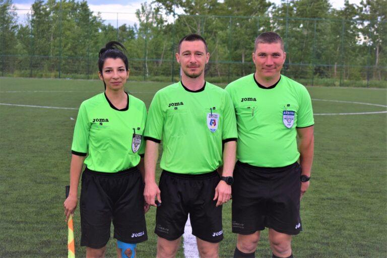 Delegarile arbitrilor din Cupa Romaniei